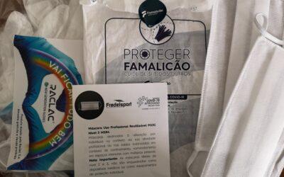 """PROJETO """"PROTEGER FAMALICÃO"""""""