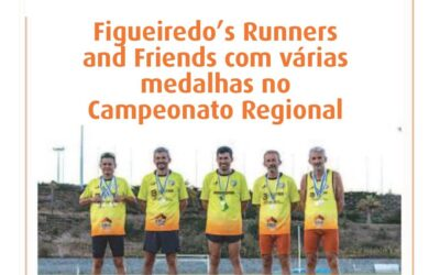 Figueiredo's Runners and Friends